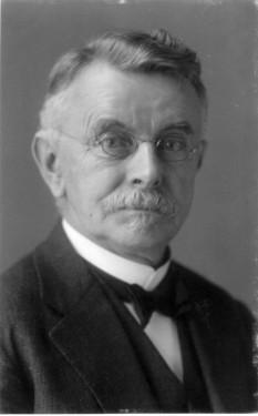 Dokter Cornelis Bakker (1863-1933) uit Broek in Waterland